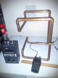 3d loop antenna